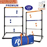 Rally and Roar Ladder Ball Toss Game for Adults, Family - Fun Golf...