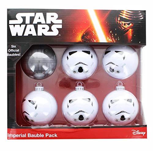 Palla di Natale, motivo: Star Wars