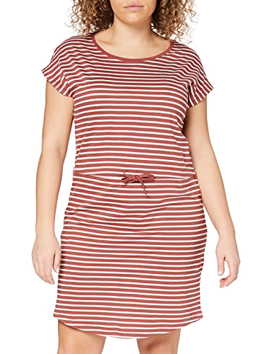 Only ONLMAY Life S/S Dress Noos Vestito Casual, Apple Butter, S Donna