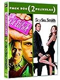 Sr. y Sra. Smith + El club de la lucha [DVD]...