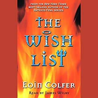 The Wish List audiobook cover art