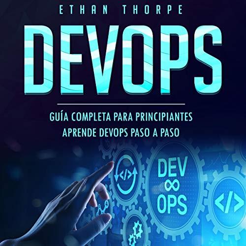 Diseño de la portada del título DEVOPS
