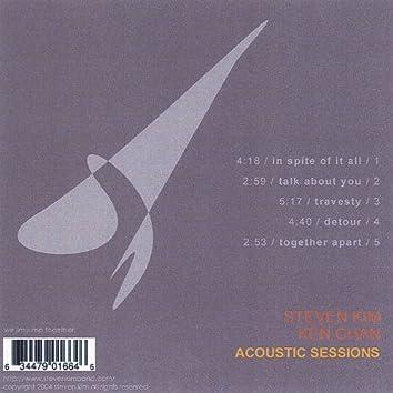 Steven Kim & Ken Chan: Acoustic Sessions