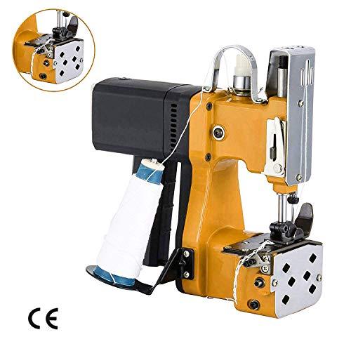 4YANG Tasche Näher Maschine Manuelle Elektrische Tasche Sack Schließen Nähmaschine Stitcher Nähwerkzeug 220 V Tragbare Elektrische Nähmaschine (GK26-1A 220 V)