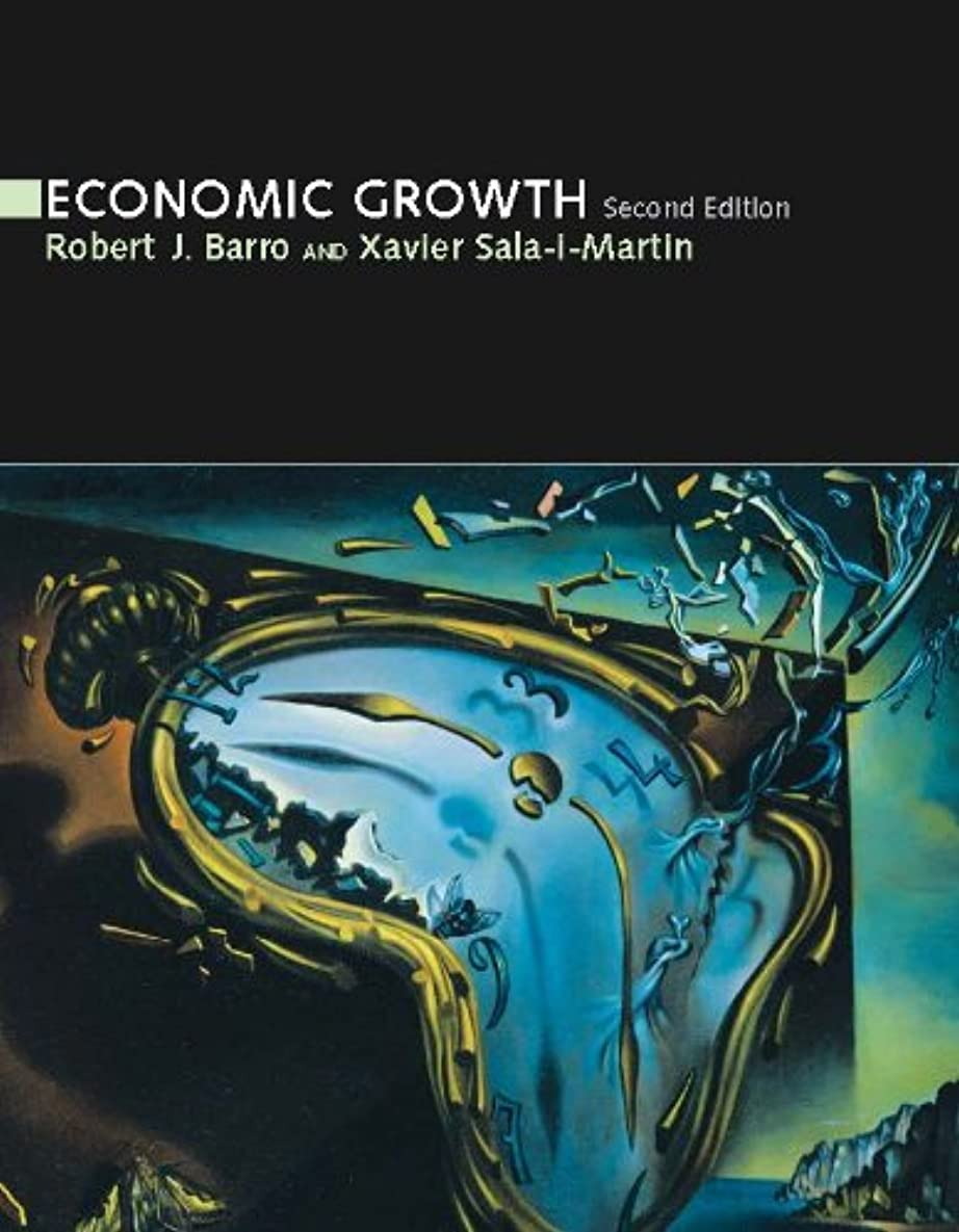 書く栄養陪審Economic Growth (The MIT Press) (English Edition)
