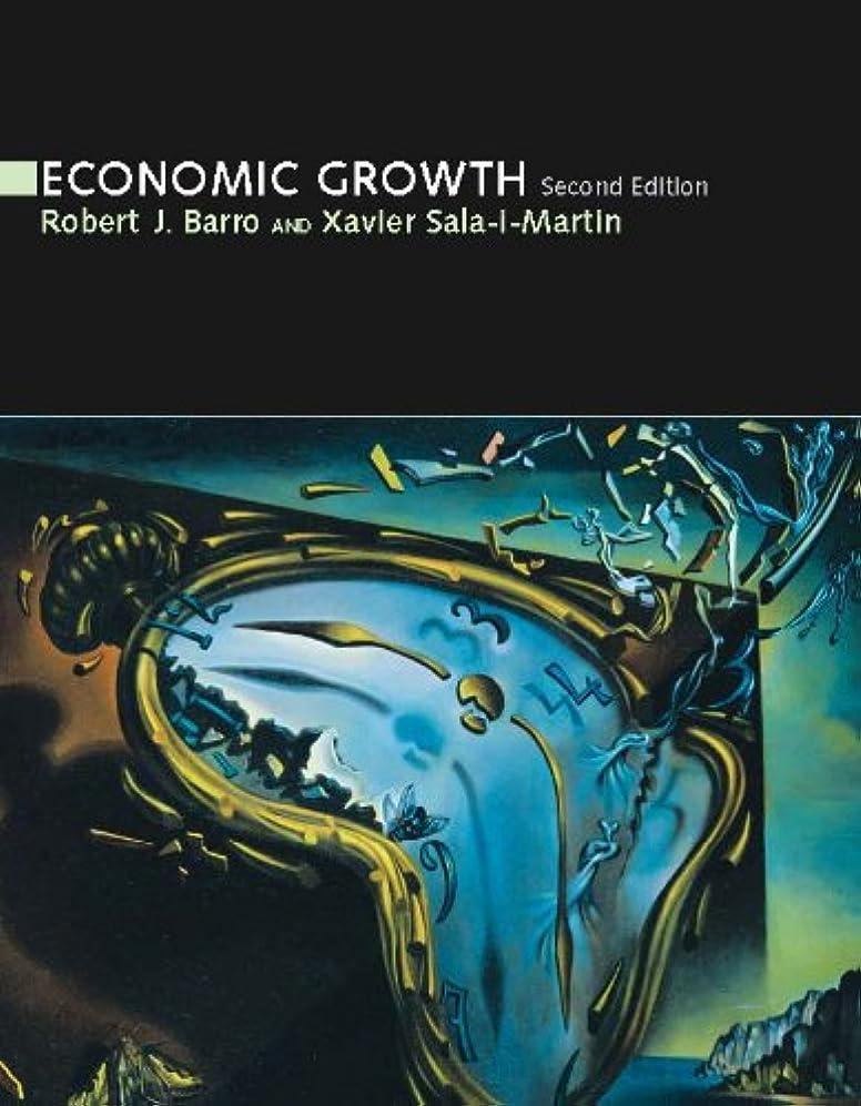 表示提唱するチャンピオンEconomic Growth (The MIT Press) (English Edition)