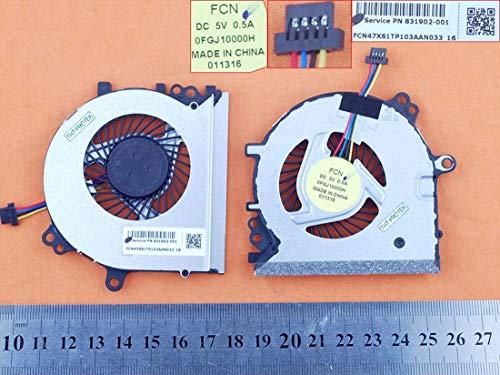 kompatibel für HP Probook 430 G3 Lüfter Kühler Fan Cooler