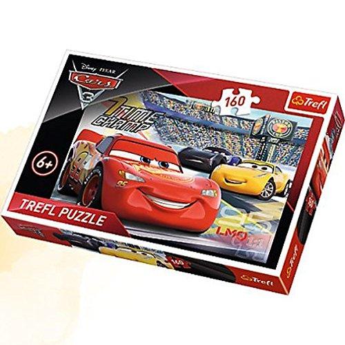 Trefl 15339 Puzzle di Cars 3' (160-pezzi)