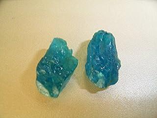 ★宝石クラスのアパタイト原石、非加熱(アフリカ産)