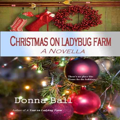 Couverture de Christmas on Ladybug Farm