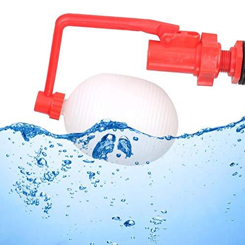 HEEPDD 2 Stücke Kunststoff Schwimmer kugelhahn Niederdruck Wassertank Schwimmerventil für Automatische Huhn Waterer Eimer G1 / 2 Rohr