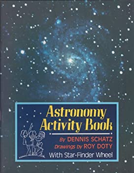 Paperback Astronomy Activity Book