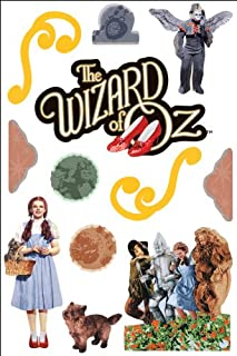 wizard of oz labels