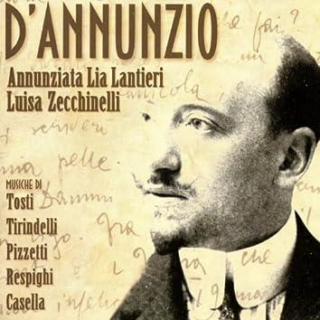 Gabriele D'Annunzio : L'imaginifico