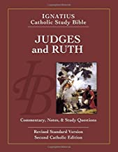 Judges and Ruth: Ignatius Catholic Study Bible