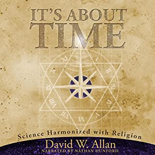 It's About Time: Science Harmonized with Religion audiobook cover art