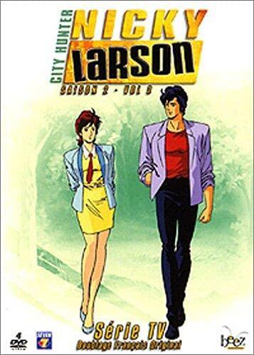 Nicky Larson-Saison 2-Vol. 3