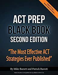 ACT Prep Black Book (Second Edition) - Best ACT Prep Books