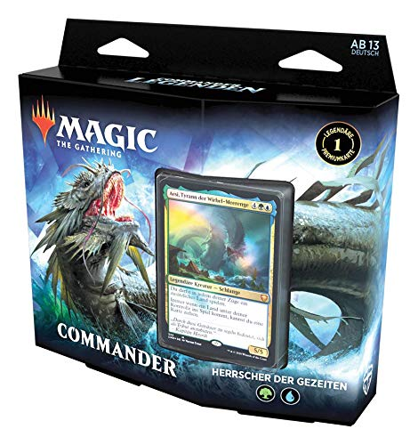 Magic: The Gathering C78581000 Commander Deck