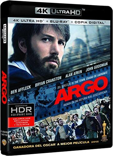 Argo 4k Uhd [Blu-ray]