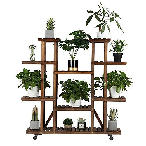 Yaheetech -   Pflanzenregal