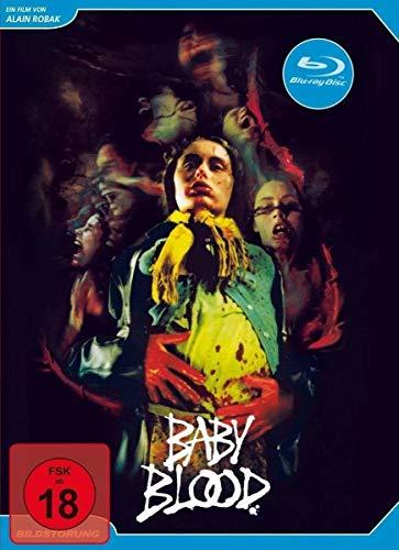 Baby Blood - 30th Anniversary Edition  (Uncut)  (inkl. Bonus-DVD) [Blu-ray]