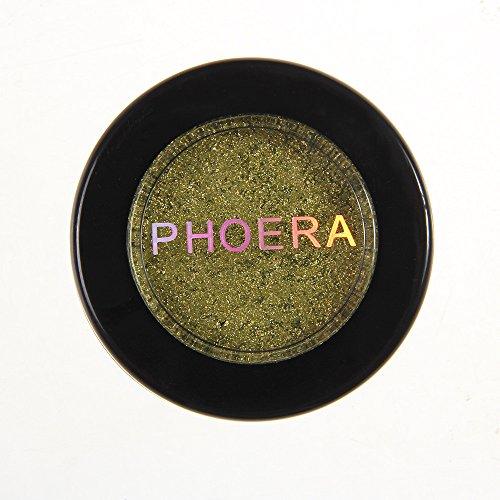 ChallengE Glitter Shimmering Colors Fard à Paupières Métallique Eye Cosmetic,couleurs ombre à paupières Shimmer Matte Glitter fards