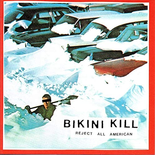 Reject All American [Import Belge]