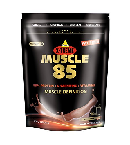 Inkospor X-Treme Muscle 85, Schokolade, 500g Beutel