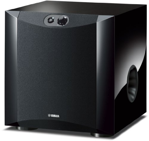 Yamaha NSSW200 Powered Subwoofer - Piano Bl