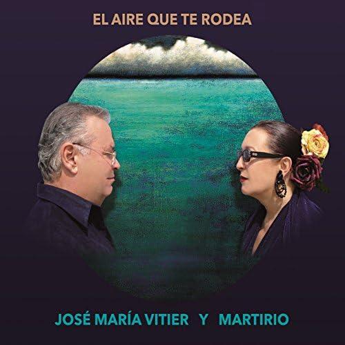 Jose Maria Vitier & Martirio