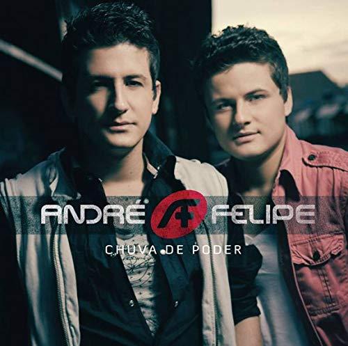 André E Felipe - Chuva De Poder (Gospel) [CD]