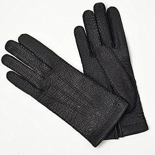 [GANTIER CAUSSE【ガンコス/コース】]手袋/グローブ H0003 PEC MARINE No lining ネイビー ペッカリー