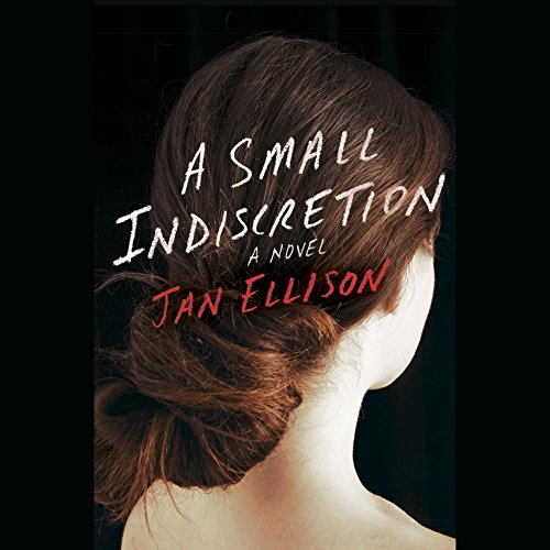 A Small Indiscretion audiobook cover art