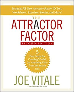 The Attractor Factor: 5 Easy Steps for Creating Wealth (or Anything Else) From the Inside Out (English Edition) por [Joe Vitale]