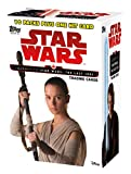 Topps Cards Star Wars Journey to Episode VII Value Box | 10 Factory Sealed Pack | 61 Cards Total