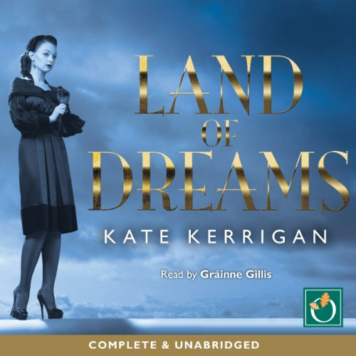 Land of Dreams audiobook cover art