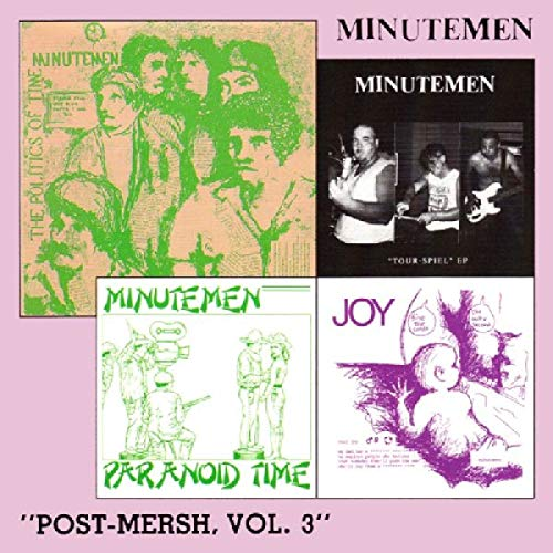Post-Mersh Vol.3
