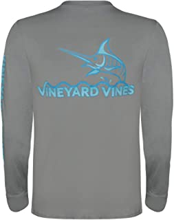 Vineyard Vines Men's Long Sleeve Performance Tee