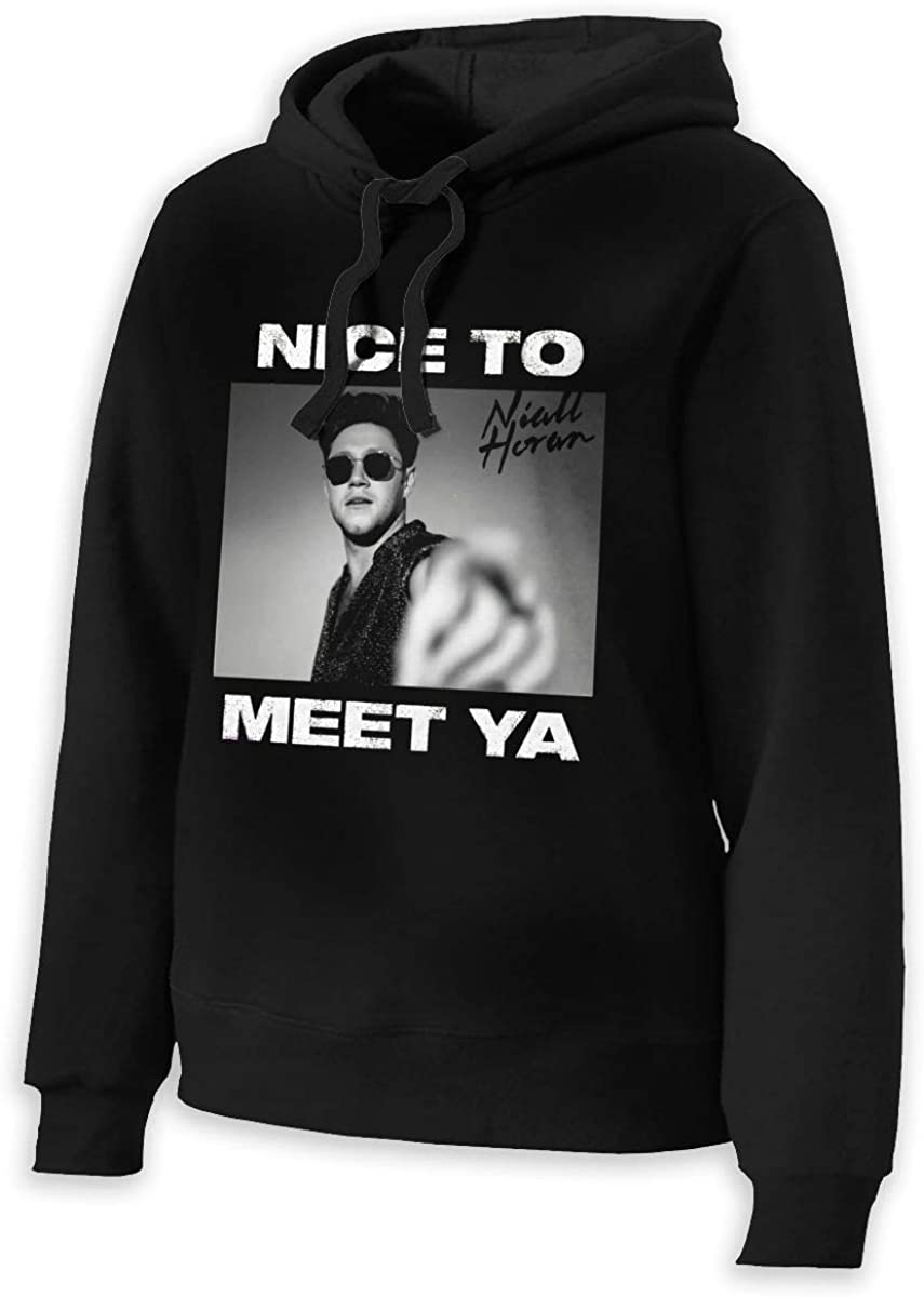 latest Niall Horan Hoodies Womens Hoodie Sleeve Classic Max 82% OFF Sweater To Long