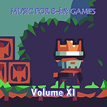 Music for 8​​​​​​​​-​​​​​​​​bit Games Vol. XI