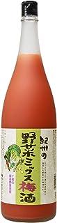 中野BC 紀州の野菜ミックス梅酒 [ 1800ml ]
