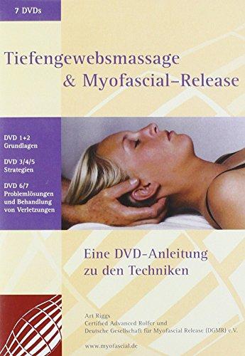 Tiefengewebsmassage und Myofascial-Release [7 DVDs]