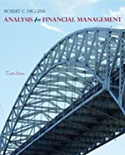 Analysis for Financial Management, 10th Edition