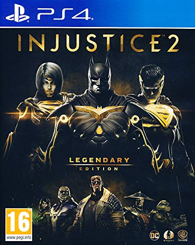 Injustice 2 Legendary Edition (PlayStation 4) (PS4)