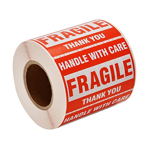 Fragile Stickers 2