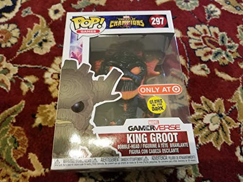 Funko POP! Marvel Contest of Champions: King Groot