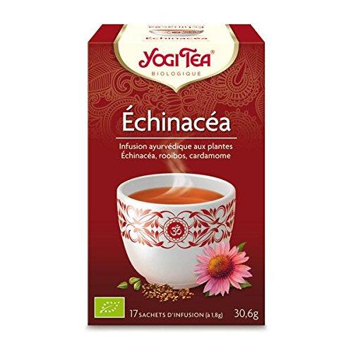 Yogi Tea Bio Echinacea té, 17bolsitas - 1 unidad
