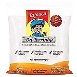 Da terrinha tapioca harina 17. 6oz | goma pronta para tapioca 500 g'- 1 unidad