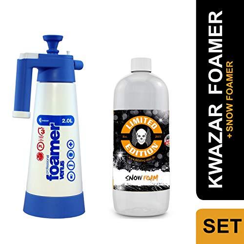 Limited Edition - Snow Foam Set - Foamer + 500ml Snow Foam Auto waschen Autopflege